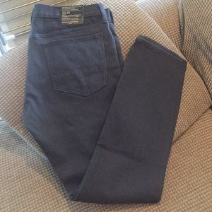 Banana republic charcoal jeans